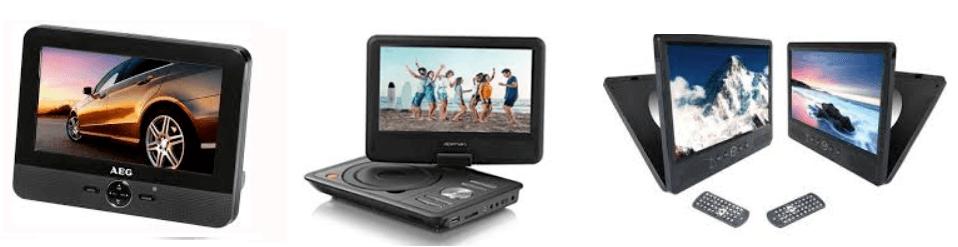 chosir lecteur dvd portable