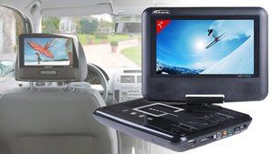 lecteur dvd portable voiture comparatif des meilleurs lecteurs dvd. Black Bedroom Furniture Sets. Home Design Ideas