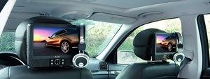 AEG dvd portable voiture